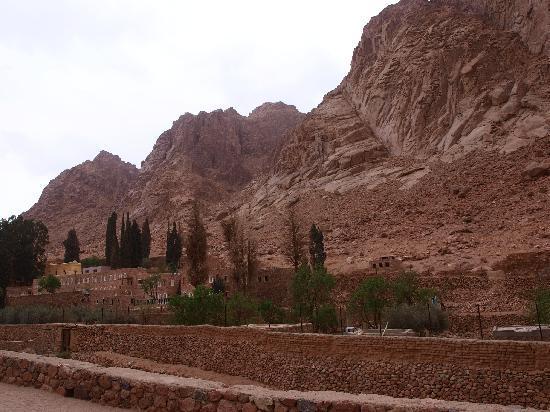 Palmyra Resort: St Catherine's Monastry