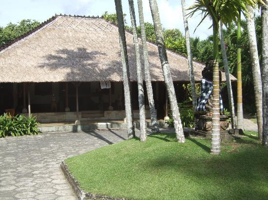 Tandjung Sari Hotel: Reception