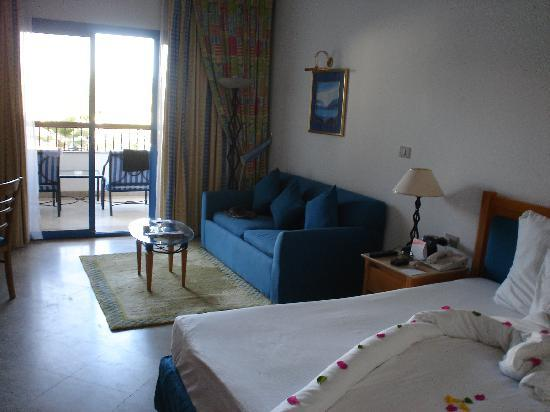 Fayrouz Resort Sharm El Sheikh: Room 610