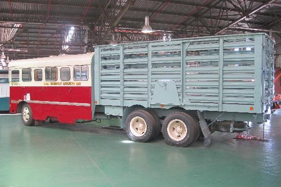 Outeniqua Transport Museum: SAR road - train substitute?