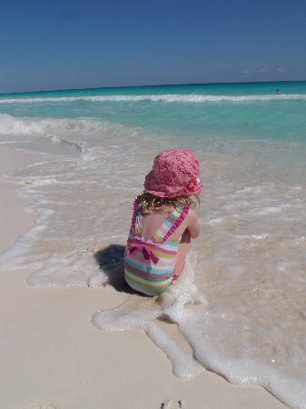 IBEROSTAR Playa Blanca: Perfect beach!