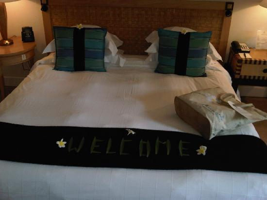 Hilton Mauritius Resort & Spa: Welcome to the room