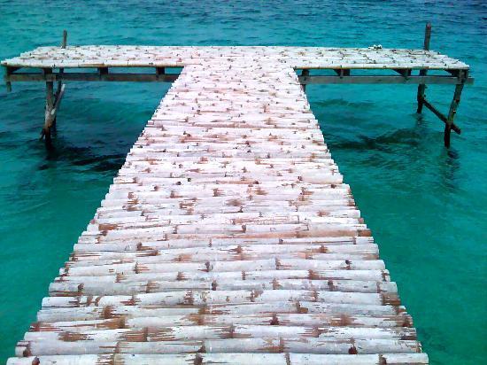 Mangenguey Island: welcom