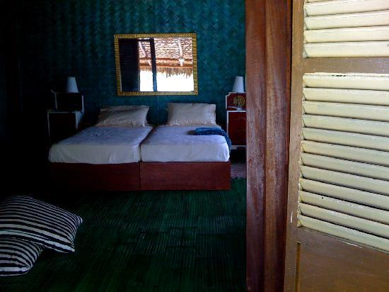 Mangenguey Island: private suite