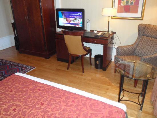 Elite Plaza Hotel Göteborg: Bedroom