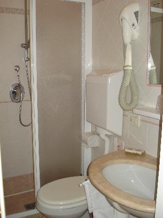 Hotel da Bruno: bagno
