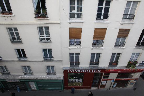 Hotel Marclau: Balcony view