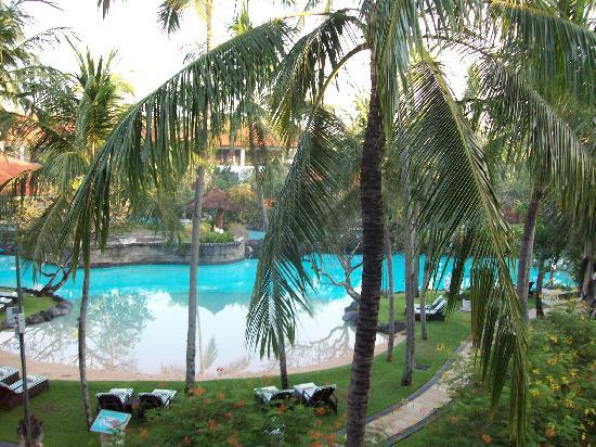 The Laguna, a Luxury Collection Resort & Spa: View from my balcony