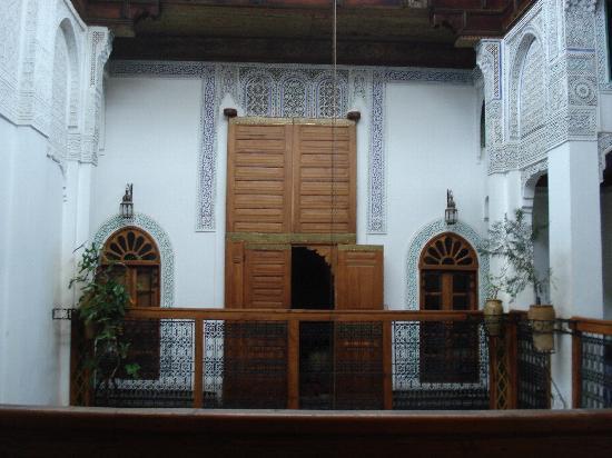 Riad Laayoun: dettaglio porta