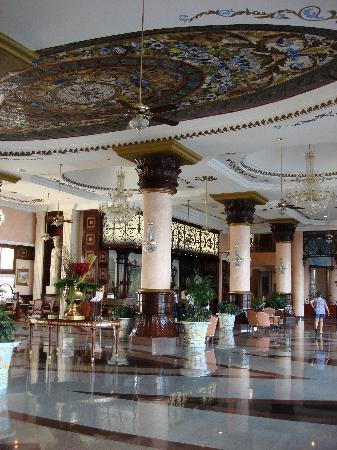 Hotel Riu Palace Las Americas: foyer