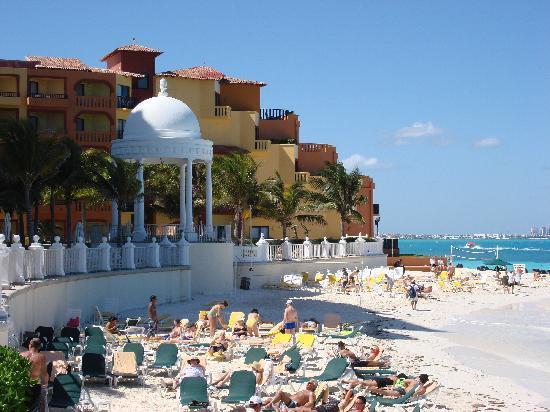 Hotel Riu Palace Las Americas: beach