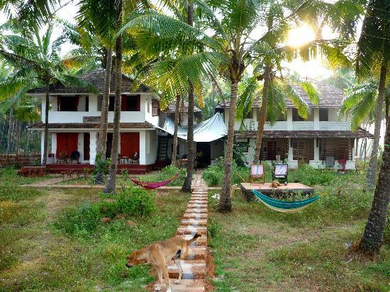 Kannur Beach House: The Beachhouse