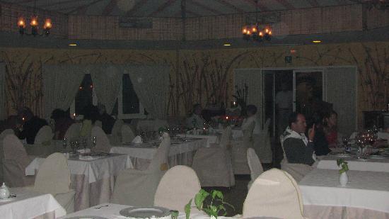 Melia Las Antillas: El Romantico restaurant