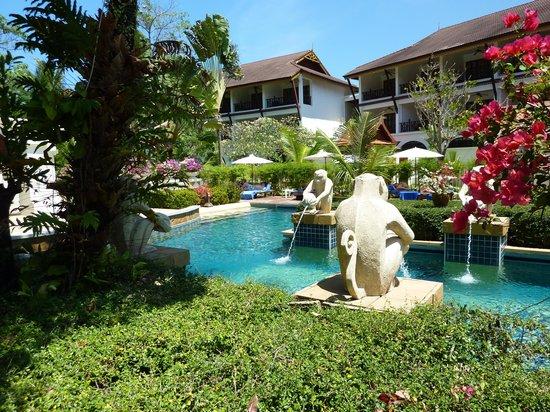 Imperial Boat House Beach Resort, Koh Samui: Garden Pool