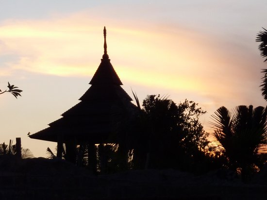 Imperial Boat House Beach Resort, Koh Samui: Evening View