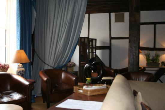 The White Horse Hotel and Brasserie: The Palmerston Room