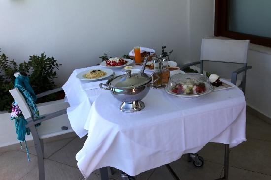Amirandes, Grecotel Exclusive Resort: Room service