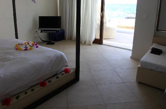 Amirandes, Grecotel Exclusive Resort: Deluxe Bungalow Junior Suite