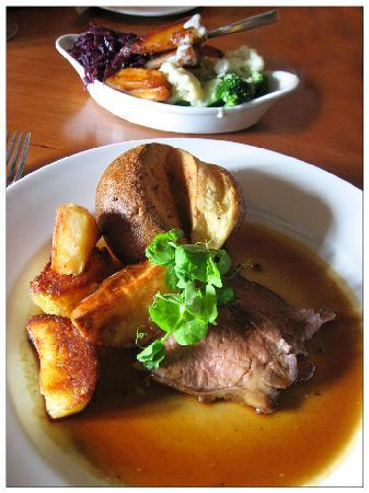 "Kota restaurant ~ Even the ""Sunday roast"" is fine dining"