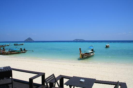 Holiday Inn Resort Phi Phi Island: View from the deck
