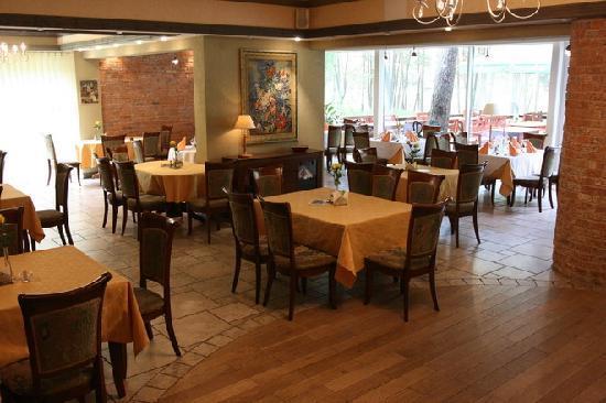 Birstonas, Lithuania: Restaurant