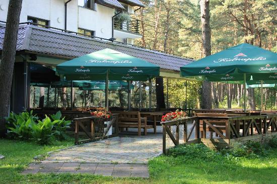 Hotel Sonata: Restaurant