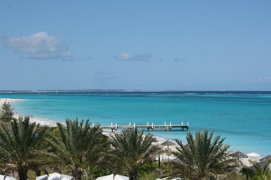 Seven Stars Resort & Spa: view from balcony