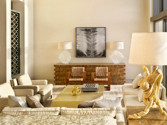 Four Seasons Resort and Residences Anguilla: Living Room