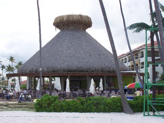 Now Larimar Punta Cana: le resto sur la plage