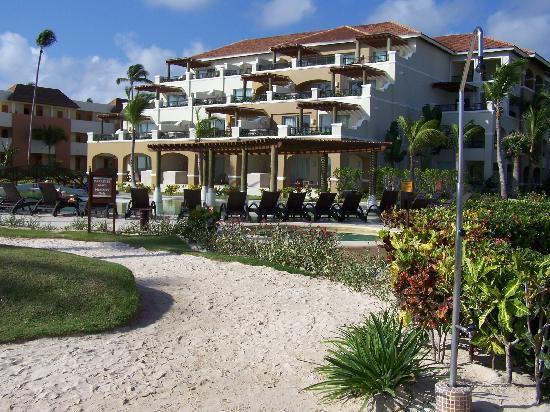 Now Larimar Punta Cana: vue des chambres