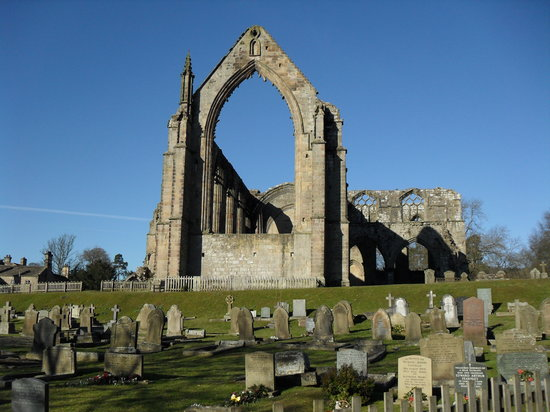 Bolton Abbey, UK: The Priory