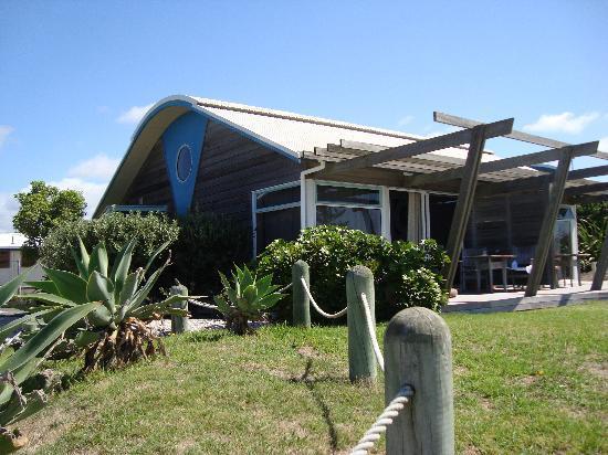 Papamoa Beach Resort: Our Villa