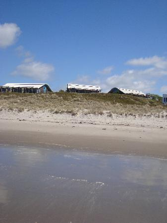 Papamoa Beach Resort: The Beach
