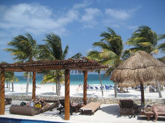 Excellence Riviera Cancun: View from LobsterHouse