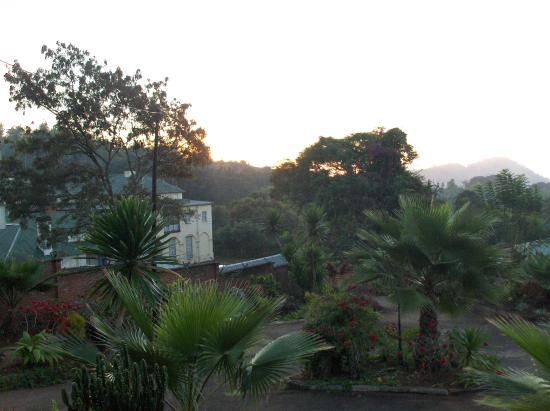 Annie's Lodge Zomba: The view from my room