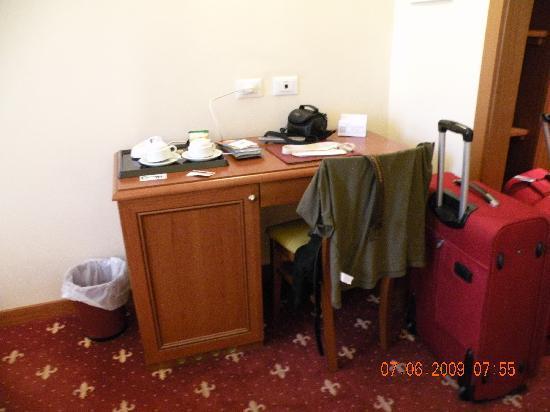 Hotel Milton Roma: la habitación