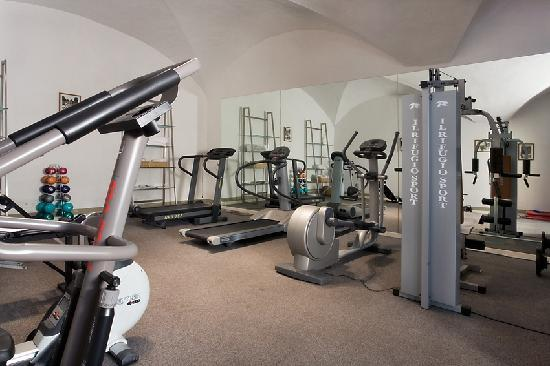 Palazzo Magnani Feroni: Gym