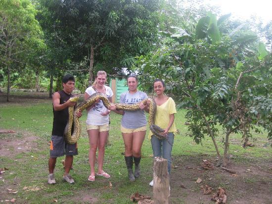 Cumaceba Amazon Lodge: :))))