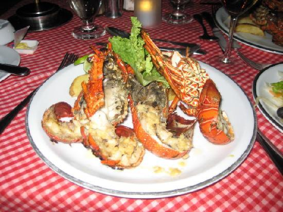 Adaaran Select Meedhupparu: Lobster Dinner on the beach