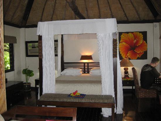 Qamea Resort And Spa Fiji: Our Beachfront Bure