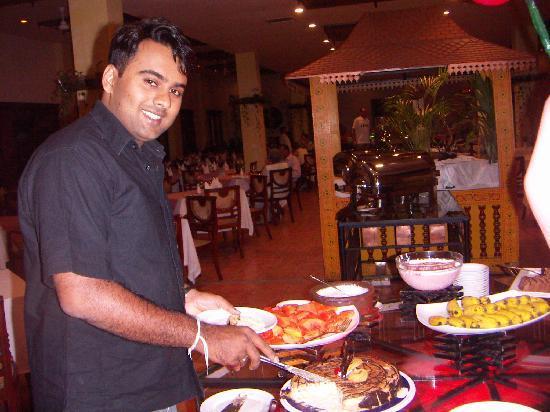 Amaya Hills Kandy: GREAT FOOD