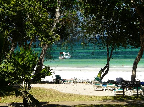 Baobab Beach Resort & Spa: view from our room