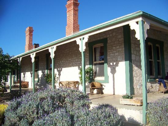 The Stranraer Homestead