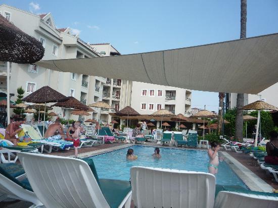 Julian Club Hotel: KIDS POOL AT THE JULIAN