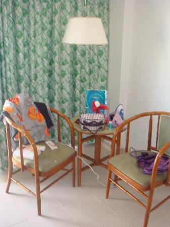 Servatur Waikiki: The room