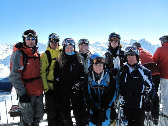 Verbier, Sveits: Toms Ski Group