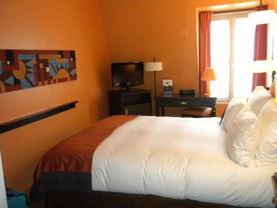 Bel Ami Hotel: Room