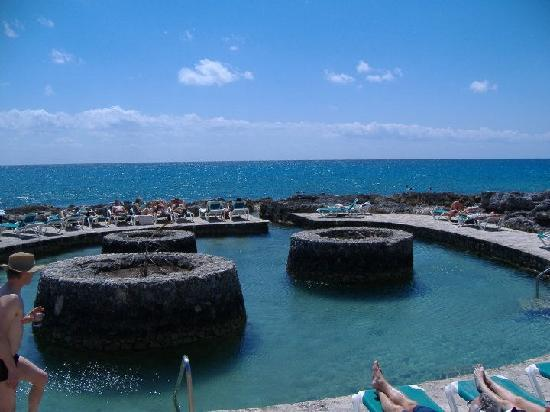Occidental at Xcaret Destination: Piscine pour les adultes avec eau de mer