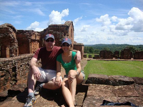 Trinidad, Paraguai: 1