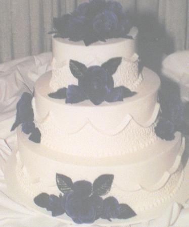 Lamb's Wilsonville Thriftway: Wedding cake